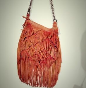 Handbags - Handbag w/ Frill